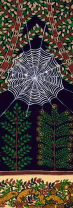 Spider Web, 2017 (SOLD)