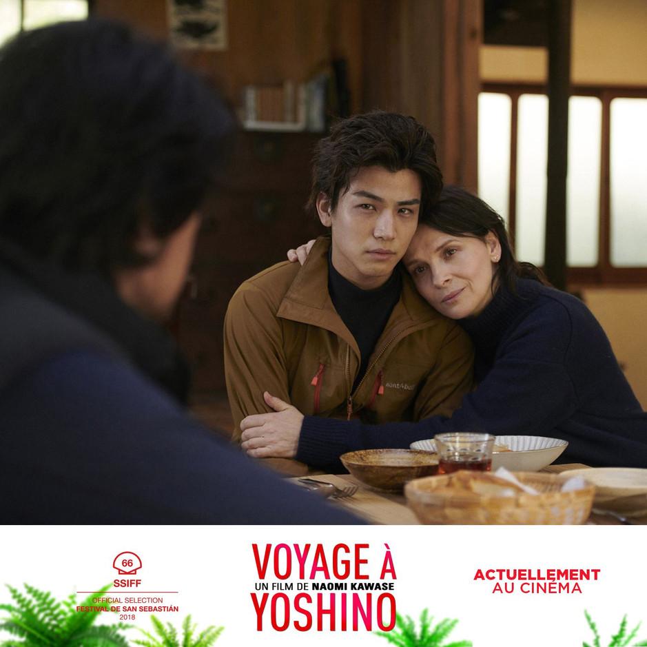 VOYAGE A YOSHINO