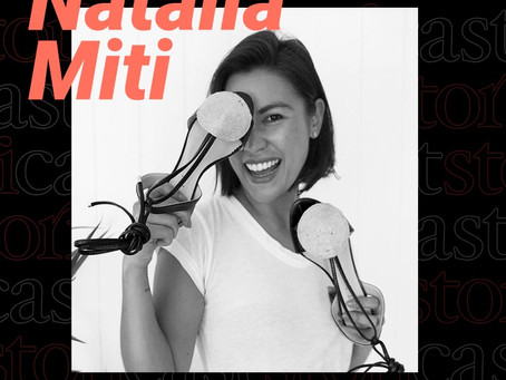 #01 Natália Miti | Execução, auto-conhecimento e marca.