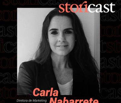 #04 Carla Nabarrete | Disrupção, Gestão Ágil e Tecnologia Finalística