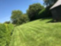 Grass cutting Lytham