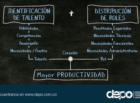 Roles y Talento, que relación tienen con la productividad?