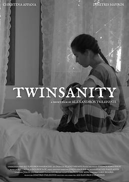 Twinsanity Short Film Poster