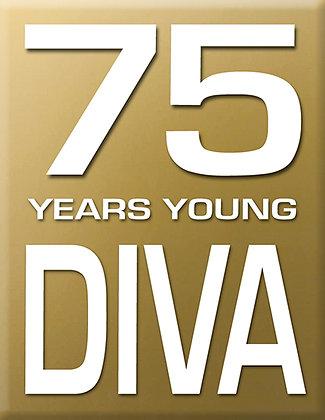 75 години Diva Gold