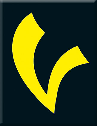 V-Yellow-Black