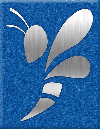 Emblem Wasp-Blue-Supersport