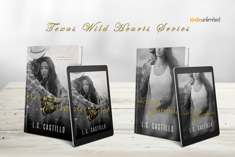 Texas Wild Hearts Series