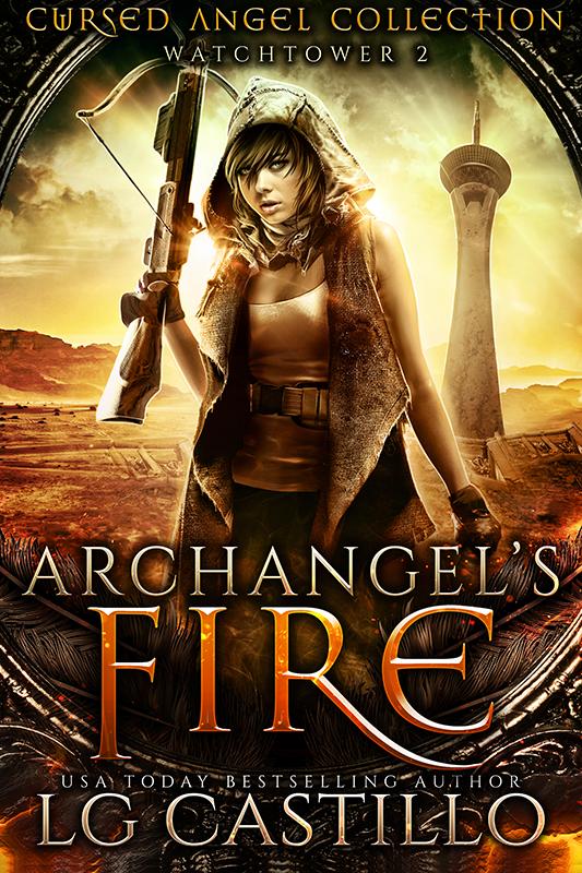 New Release - Archangel's Fire