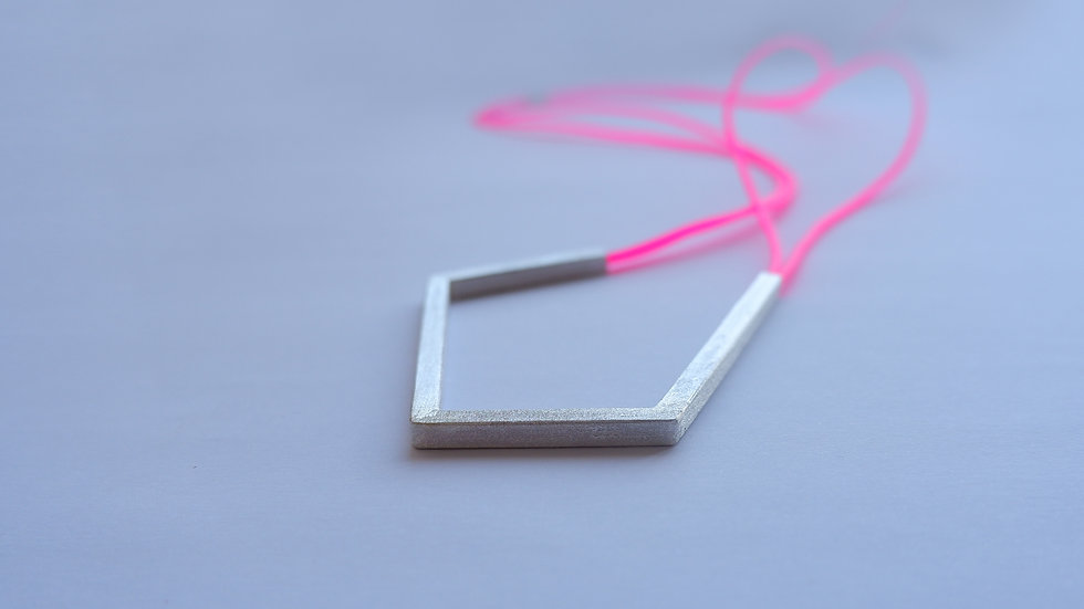 ROSE NEON necklace