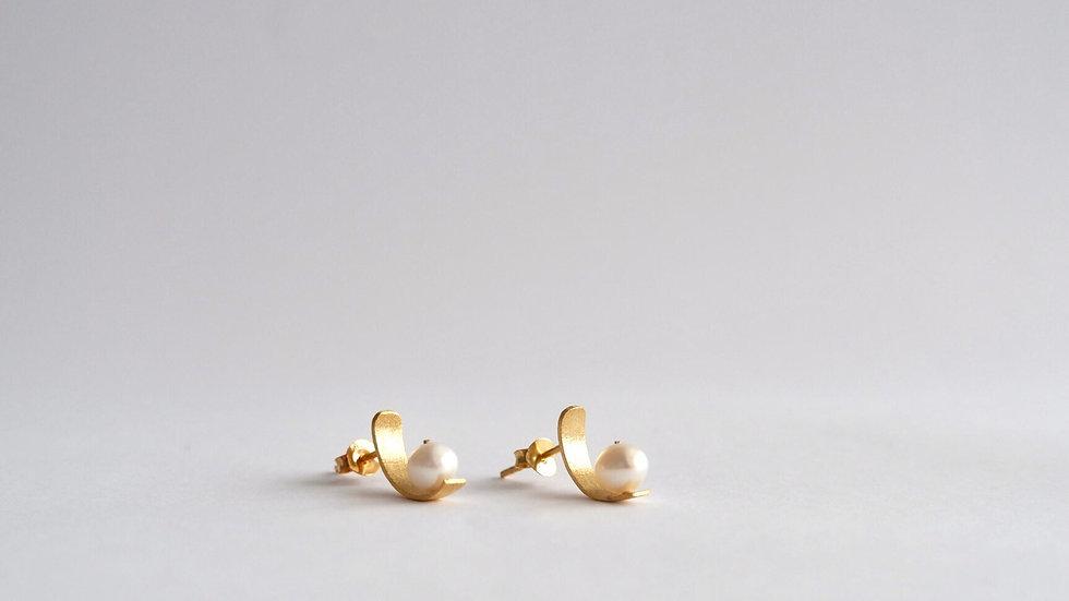 Mini Golden pearls