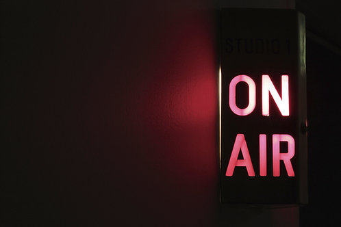 Three-time run Radio or TV