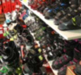 ski støvler