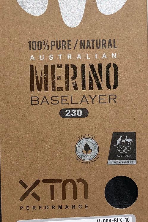 XTM Merino Baselayer 3/4 Ladies pants 230 g