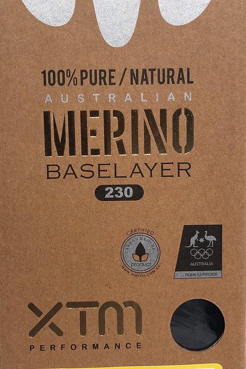 XTM Merino Baselayer 230 Long Sleeve Top men