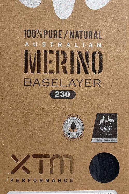 XTM Merino Baselayer Long Sleeve Top Ladies