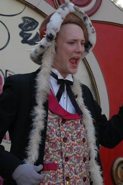 Boysenberry Fest- Mayor Loganberry