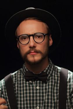 Hipster Headshot