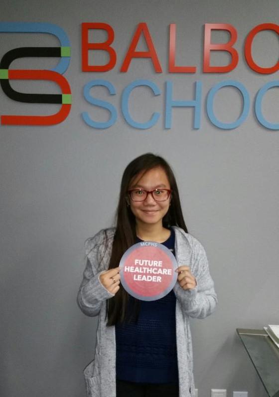 Balboa School Graduate Spotlight