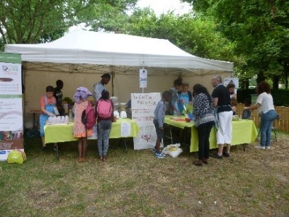 "La cantine participative de ""Creil bords de l'Oise"""
