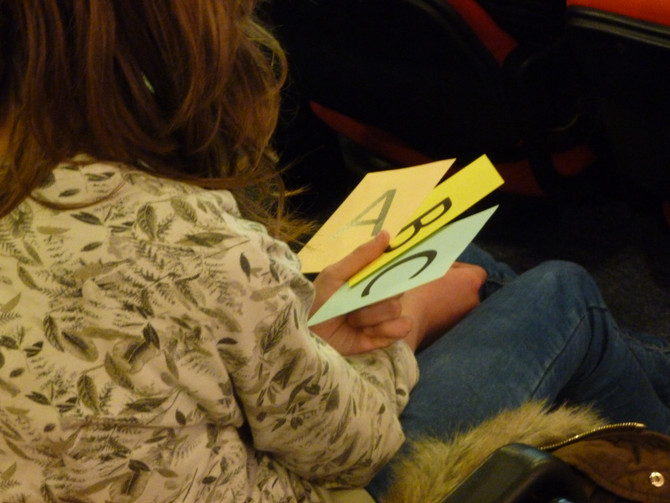 Ciné-quizz : l'Envers de la Cuillère expliqué aux collégiens