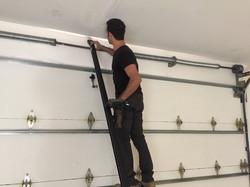 Garage Door Liftmaster Installation