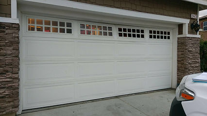 orange county garage door installation services