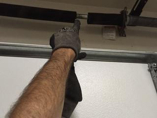 Why Garage Door Springs Break?