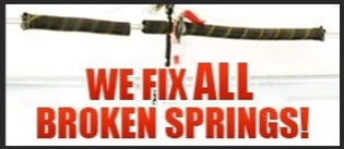 garage door spring | garage door broken spring | garage door spring repair | garage door springs installation | broken garage door spring | broken springs | spring repair |