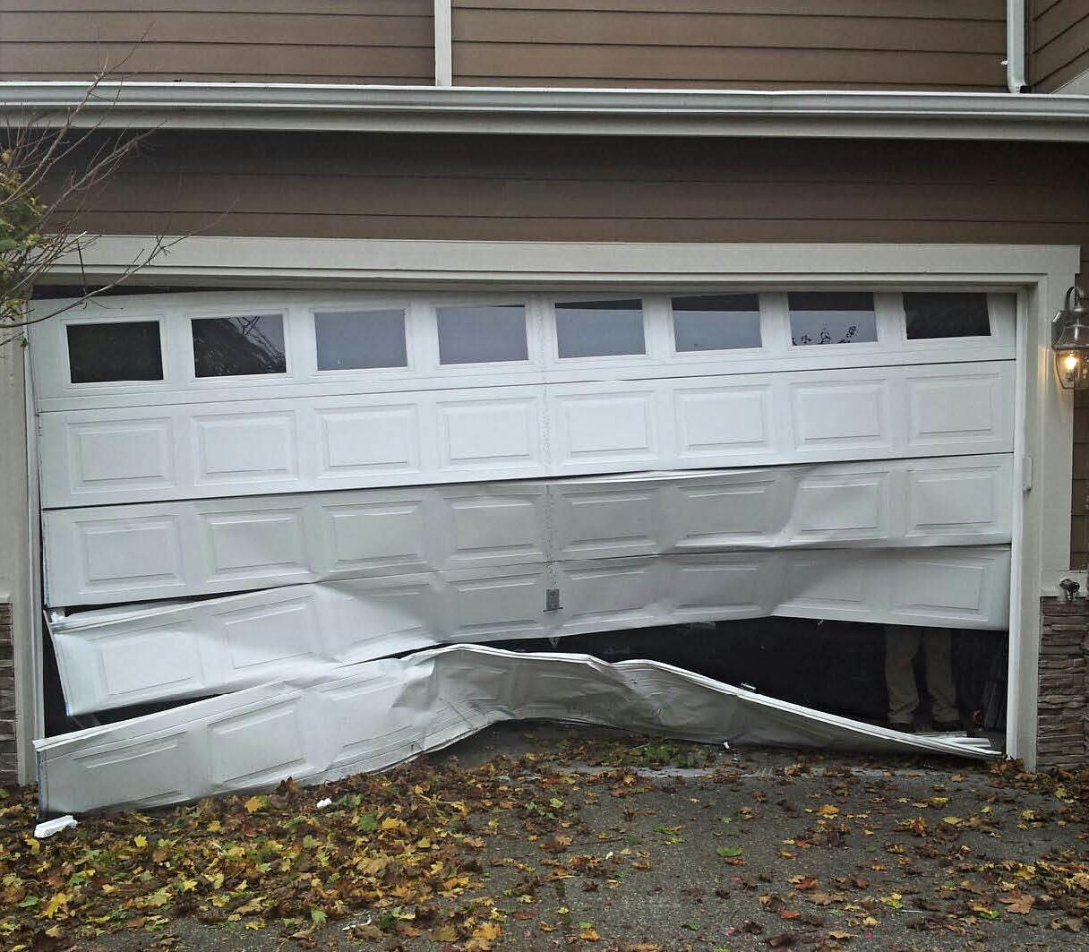 Broken Garage Door Repair