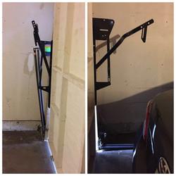 Garage Door Hardware Repair
