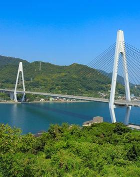 西瀬戸自動車道 生口橋