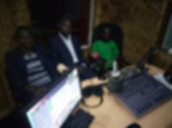 VSLA awareness on Kanungu Broadcasting S