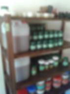 Honey produced by farmers is procesed pa