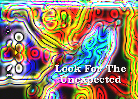 Look for the Unexpected