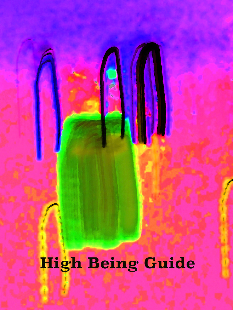 AG S1-025 High Being Guide
