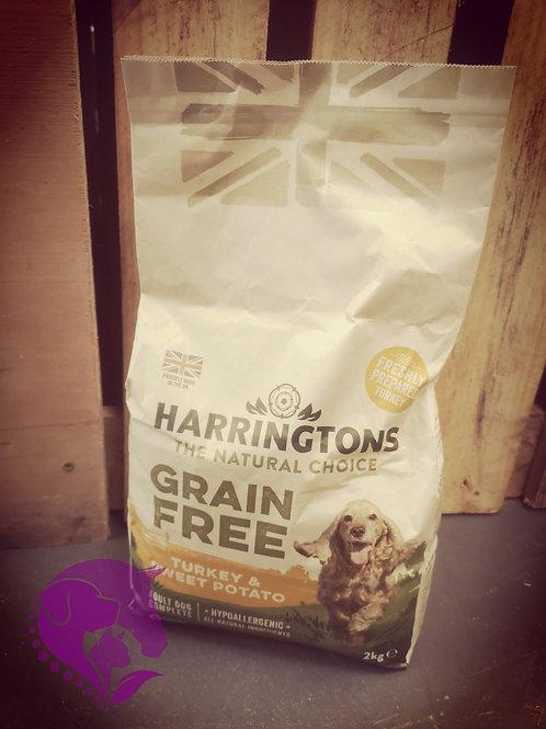 Harringtons Grain Free Turkey
