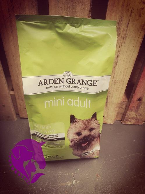 Arden Grange Mini Adult Lamb