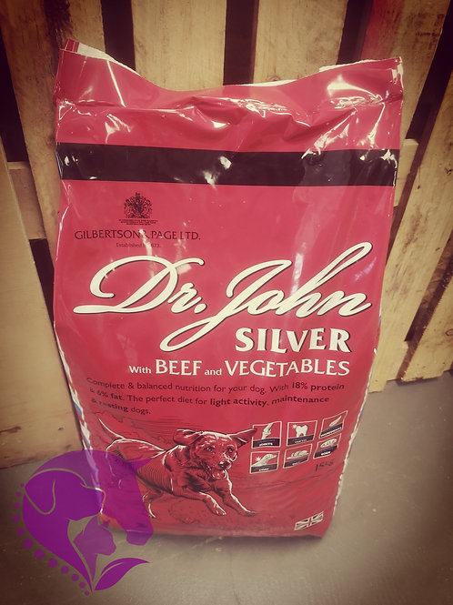 Dr John Silver Beef with Vegetables