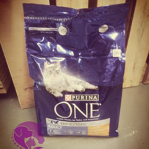 Purina One Cat Chicken 3kg
