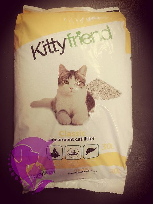 Kitty Friend Classic Cat Litter