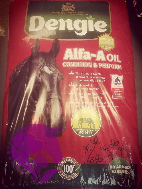 Dengie Alfa-A Oil Fibre Feed 20kg
