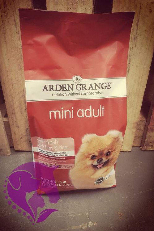 Arden Grange Mini Adult Chicken