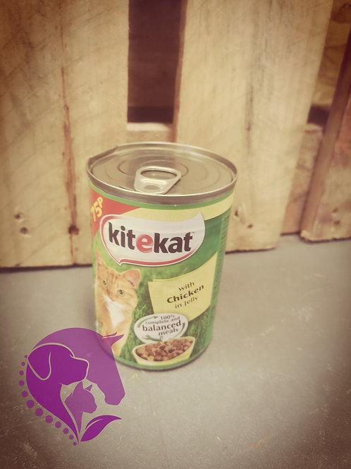 Kitekat tinned Cat Food