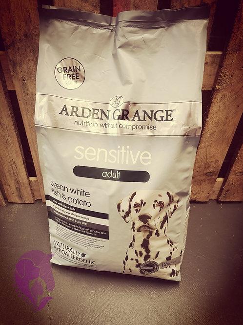 Arden Grange Adult Sensitive Grain Free