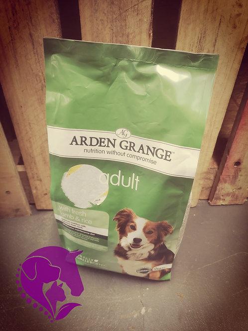 Arden Grange Adult Lamb