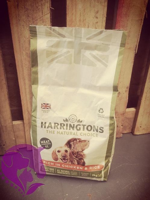 Harringtons Chicken & Rice