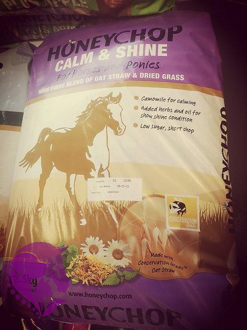 Honey Chop Calm & Shine 12.5kg
