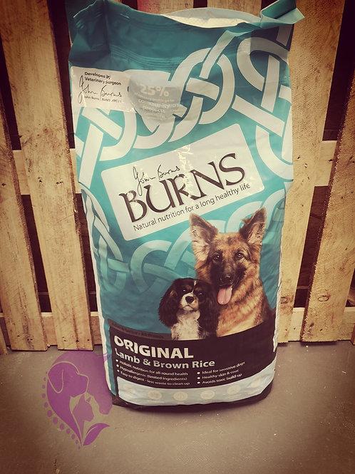 Burns Lamb and Rice