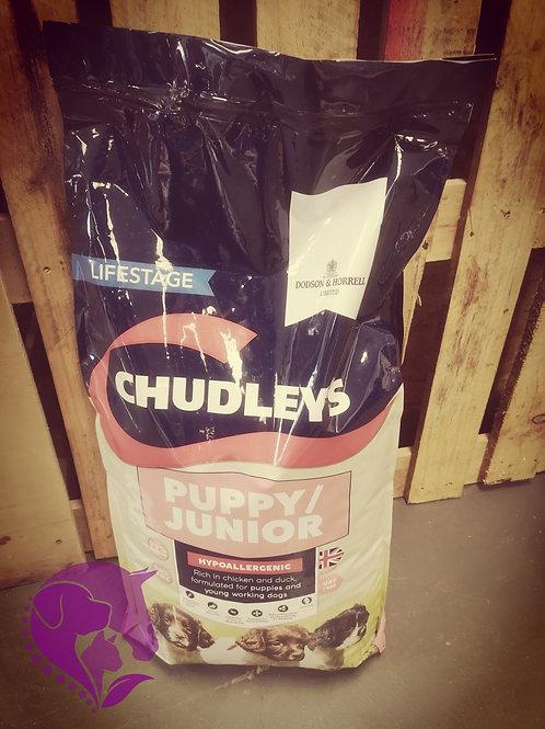 Chudleys Puppy Junior Dog Food