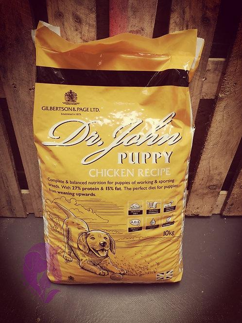 Dr.John Puppy Chicken